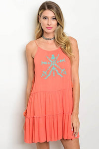 Tie Tunic Dress