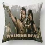 Capa de Almofada Personalizadas the walking dead