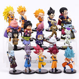 Lote fechado com 20pcs  Dragon ball Super