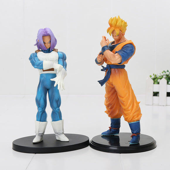 Action Figures Trunks - Gohan do Futuro