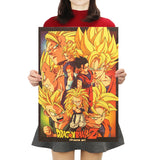 Posters Personalizado - Dragon Ball Z