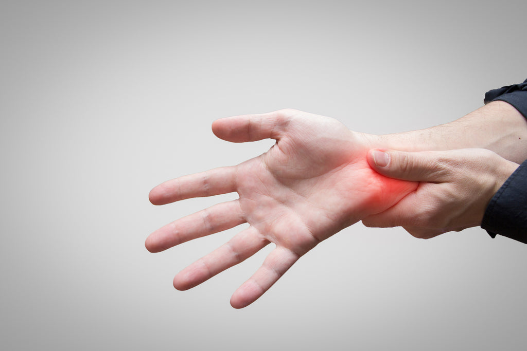 QUICK HEALTH TIPS: Carpal Tunnel Syndorme