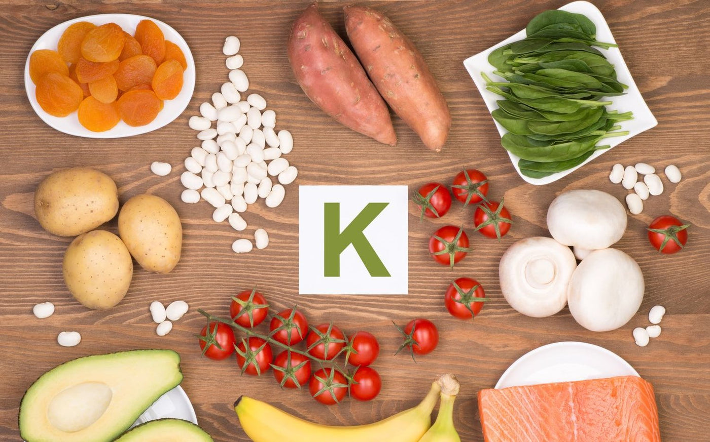 QUICK HEALTH TIPS: Potassium in our diet.
