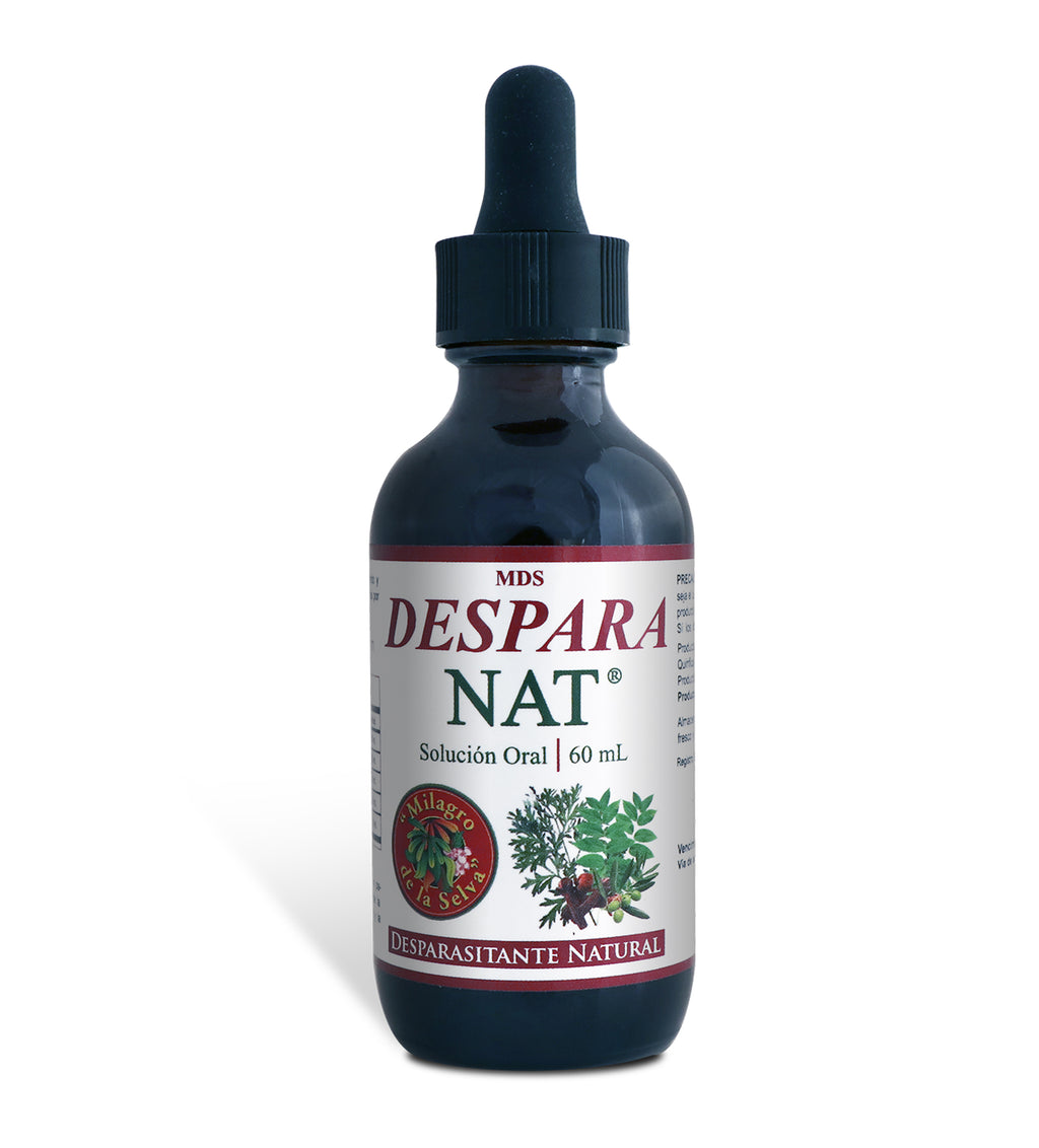 MDS DesparaNat - Natural Antiparasitic Formula - 2 oz bottle