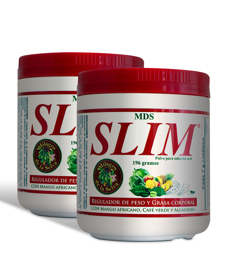MDS Slim - Weightloss Support Formula - 196 gr