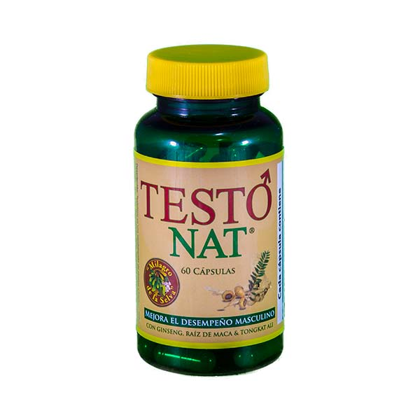 MDS TestoNat - Male Enhancement Formula - 60 caps
