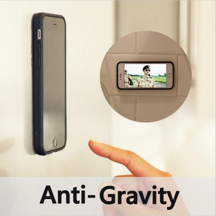 The Newest Anti-Gravity Nano-Suction Phone Case for iPhone and Samsung  Galaxy