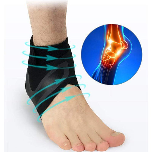 All Day Ankle Support Sleeve - Astral Cart