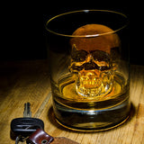 3D Skull Silicon Ice Tray - thema cave