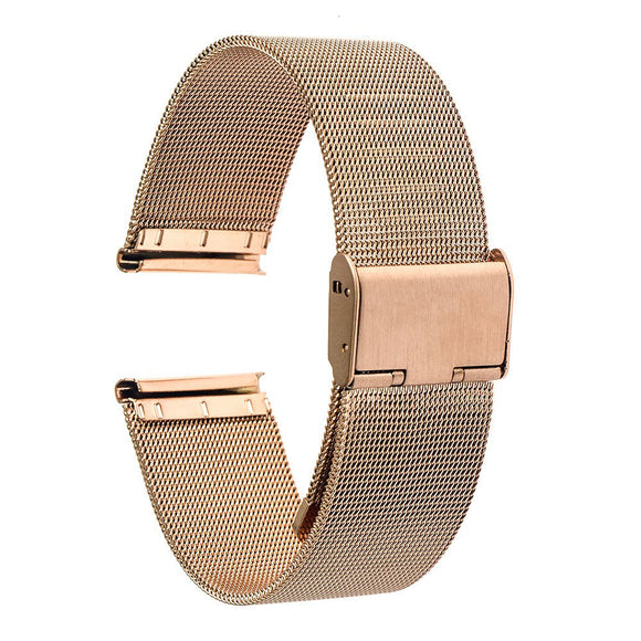 Milanese Stainless Steel Watch Band - thema cave