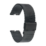 Moto360 Milanese Stainless Steel Watch Band - thema cave