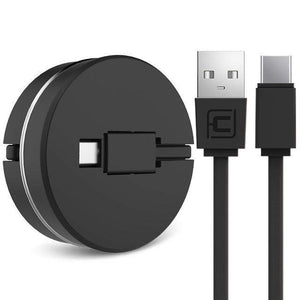 Retractable Type C USB Cable - thema cave