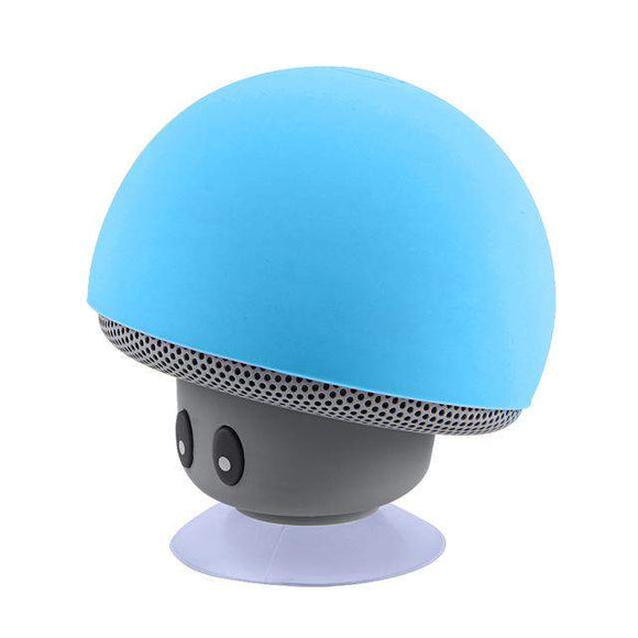 Cartoon Mushroom Wireless Bluetooth Speaker - thema cave