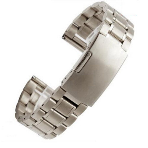 Folding Stainless Steel Watch Band