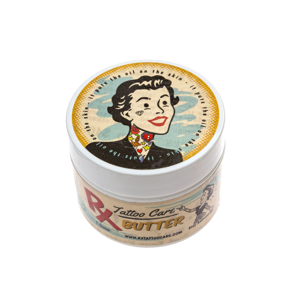 Tattoo Healing Butter