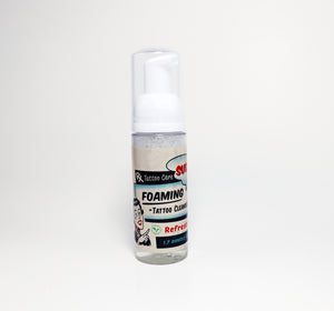 Suds Foaming Tattoo Cleanser (Non Numbing)