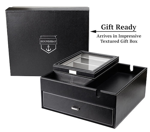HOUNDSBAY Lookout Sungalsses Organizer with Giftbox