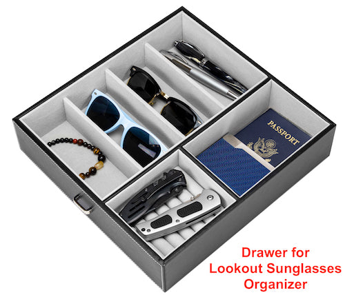 Sunglasses Organizer Drawer