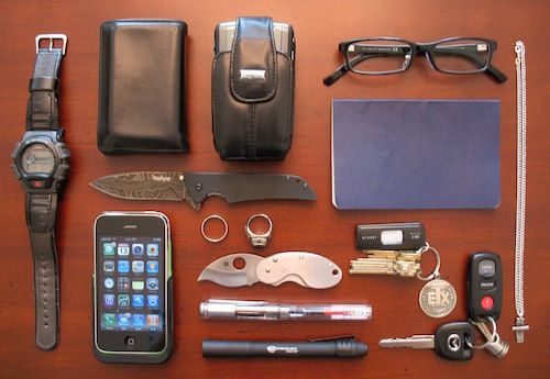 Typical Every Day Carry Items