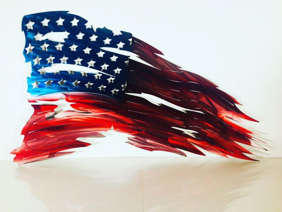 Military and Patriotic Metal Art