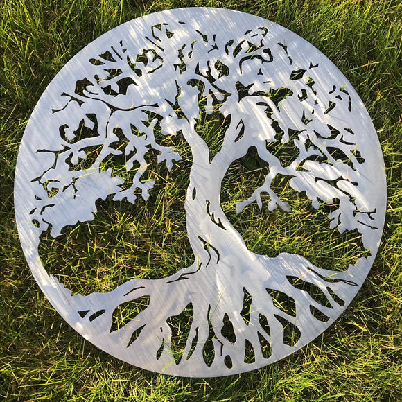 Tree of Life Silver