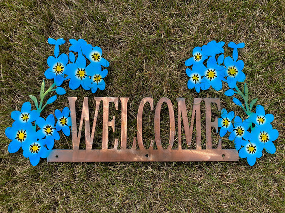 Welcome Forget-Me-Not