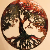 Amber Tree of Life