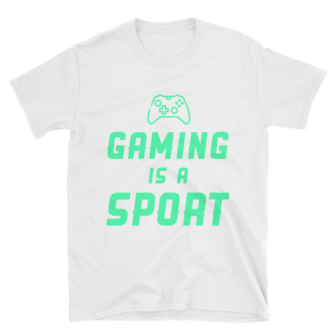 GAMING IS A SPORT (Green)