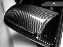 Shop AutoTecknic Replacement Carbon Fiber Mirror Covers - BMW F85 X5M | F86 X6M - AutoTecknic