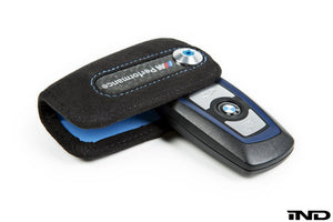 Shop BMW M Performance Alcantara Key Case - AutoTecknic USA