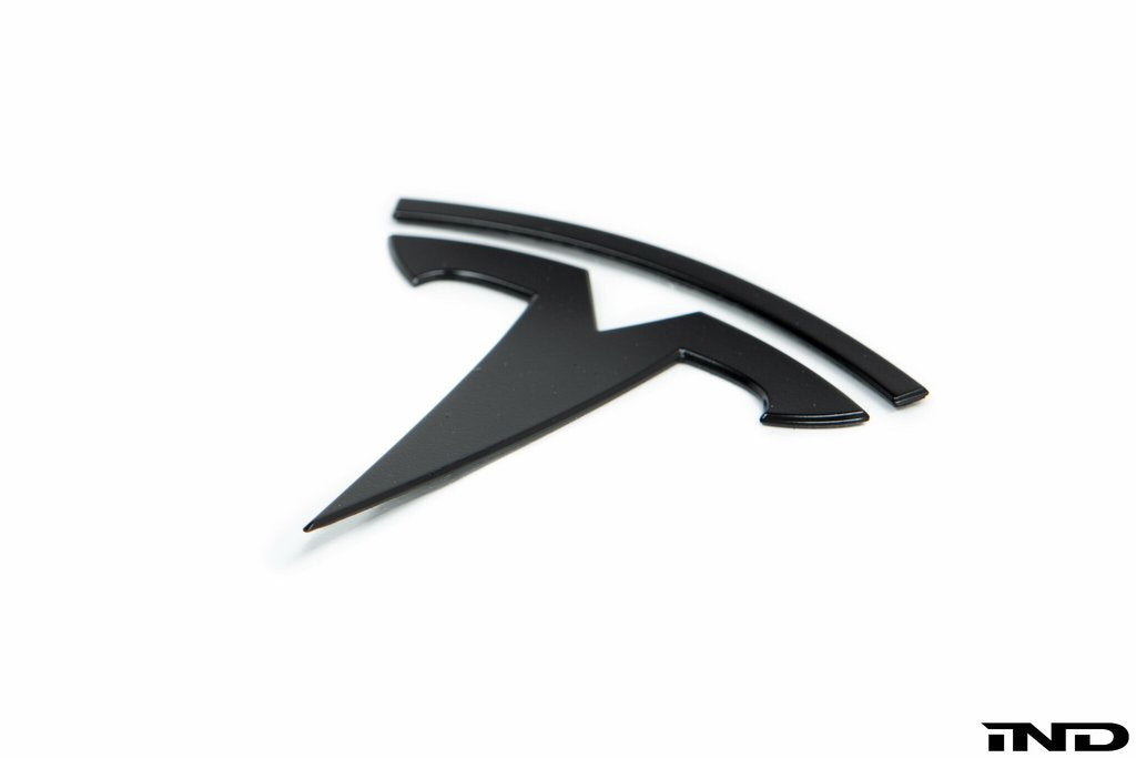 Shop IND Painted Trunk Emblem - Tesla Model 3 - AutoTecknic USA
