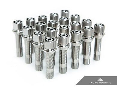 Thunder Bolts Club Sports Titanium Forged Stud Conversion Kit - Audi