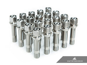 Shop Thunder Bolts Club Sports Titanium Forged Stud Conversion Kit - Porsche - AutoTecknic