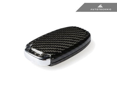 Shop AutoTecknic Dry Carbon Key Case - Audi Vehicles 09-16 - AutoTecknic