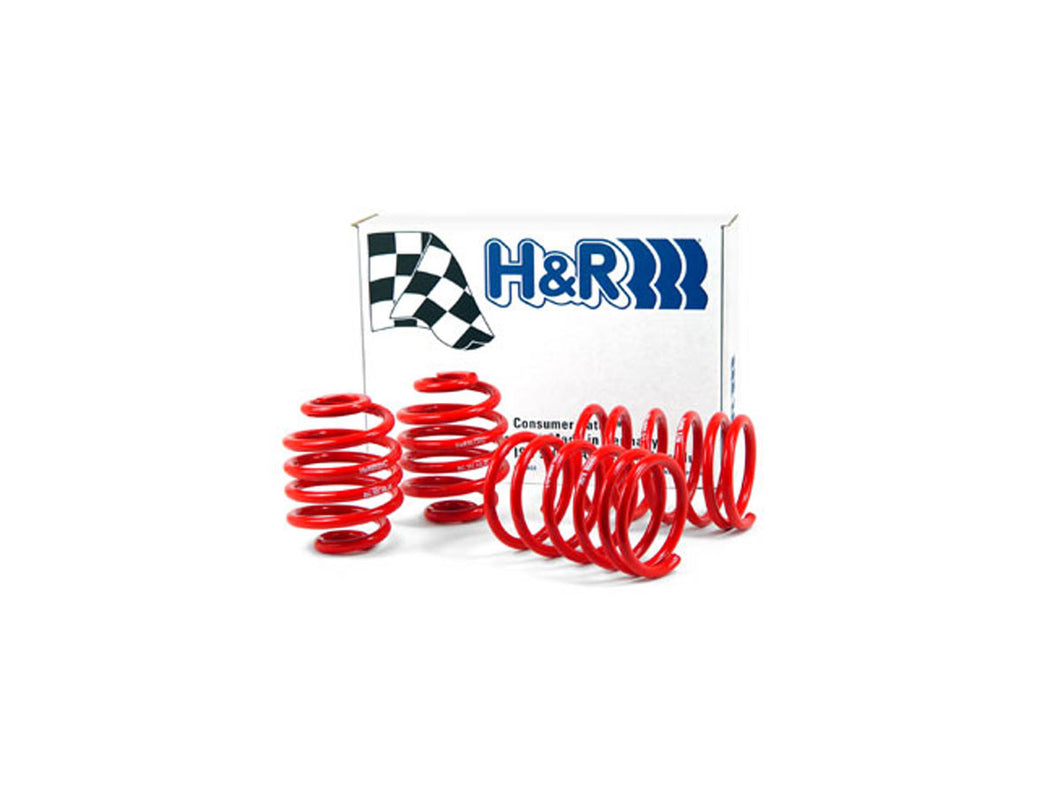 Shop H&R RACE SPRING - E30 318I/ 318IS 1990-91 (50404-88) - AutoTecknic