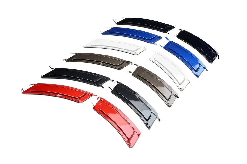 IND Painted Front Reflector Set - F10 M5 - AutoTecknic USA