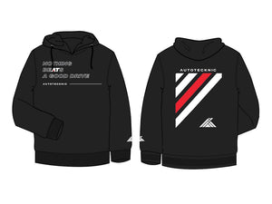 Shop AutoTecknic Official Premium Hoodie - Black - AutoTecknic USA