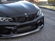 Shop AutoTecknic Carbon Fiber Headlight Covers - F22 2-Series | F87 M2 - AutoTecknic