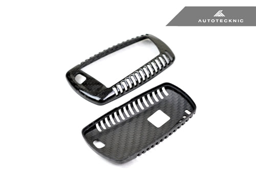 Shop AutoTecknic Dry Carbon Key Case - BMW Various F-Chassis Vehicles - AutoTecknic USA