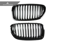 Shop AutoTecknic Glazing Black Front Grilles - F10 Sedan/ F11 Wagon | 5-Series - AutoTecknic