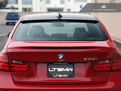 AutoTecknic Roof Spoiler - F30 3 Series Sedan