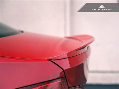 Shop AutoTecknic Mid-Kick Trunk Spoiler - BMW F30 3-Series | F80 M3 Sedan - AutoTecknic