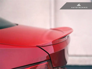 AutoTecknic Mid-Kick Trunk Spoiler - BMW F30 3-Series Sedan | F80 M3