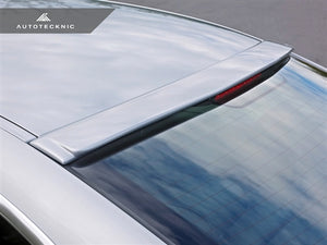 AutoTecknic ABS Roof Spoiler - BMW F10 5 Series Sedan (2011-Up)