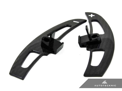 AutoTecknic Carbon Fiber Competition Shift Paddles - E46 M3 SMG
