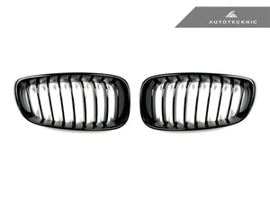 Shop AutoTecknic Replacement Glazing Black Front Grilles - F34 3-Series Gran Turismo - AutoTecknic USA