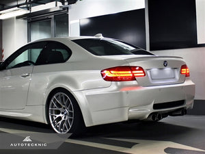 AutoTecknic ABS Trunk Lip Spoiler - BMW E92 3 Series Coupe (2007-2012)