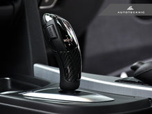 AutoTecknic Carbon Fiber Gear Selector Cover - BMW (Automatic Transmission Equipped Only)