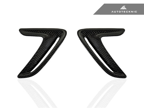 Shop AutoTecknic Replacement Carbon Fender Trim - F34 3-Series GT (Gran Turismo) - AutoTecknic