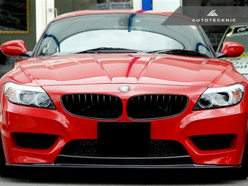 Shop AutoTecknic Replacement Stealth Black Front Grilles - E89 Z4 Series - AutoTecknic